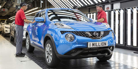 Nissan Juke: Second-gen crossover due in 2019 - report