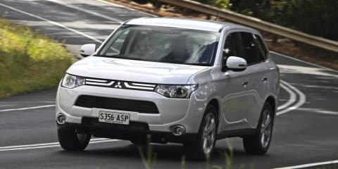Mitsubishi Outlander recalled over steering, safety computer glitches