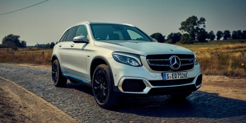 Mercedes-Benz GLC F-Cell deliveries begin