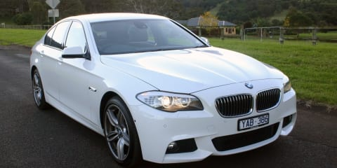 BMW 535d M Sport Review