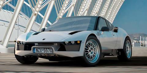 Korres Project 4: 7.0L Corvette heart for Greek supercar