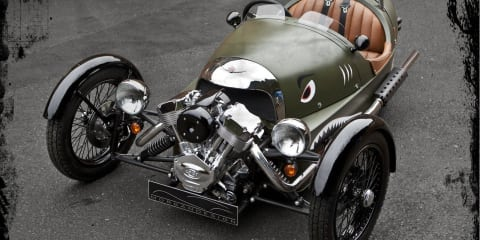 Morgan Threewheeler electric model coming - report