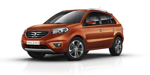 2011 Renault Koleos revealed, coming to Australia late-Q4