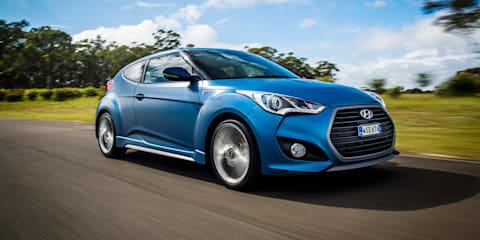 2016 Hyundai Veloster update: higher entry price, Apple CarPlay headline streamlined range