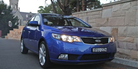 Kia Cerato Review