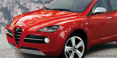 Alfa Romeo future plans including 2012 SUV