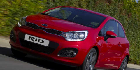 Kia: New Cars 2012