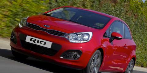 Kia: New Cars 2012