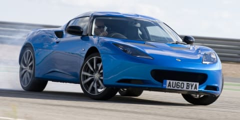 Lotus Evora S Review