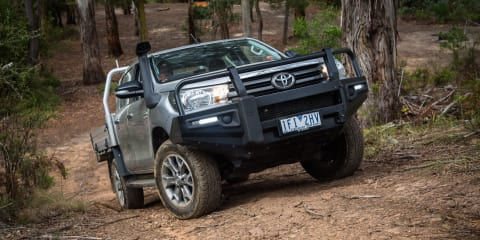 Toyota HiLux versus Ford Ranger, the great Australian rivalry