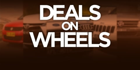 Weekend Deals on Wheels for September 17
