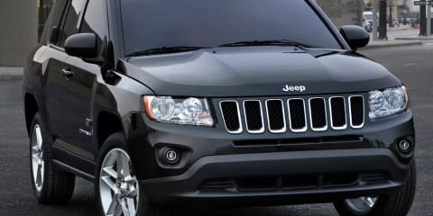 Jeep: New Cars 2012