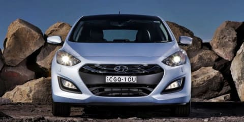 Hotter Hyundai i30 a chance for Oz