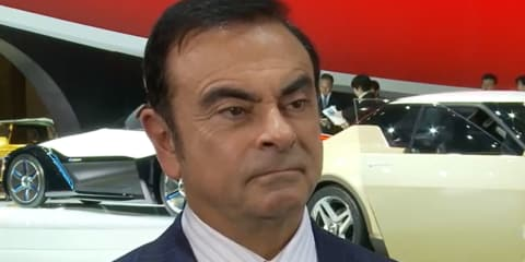 Nissan removes Carlos Ghosn as chairman