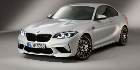 2018 BMW M2 Competition revealed
