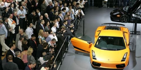 Melbourne and Sydney to alternate annual Motor Show