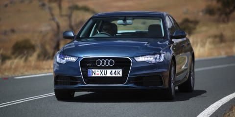 Audi A6: luxury sedan, wagon updated for 2014