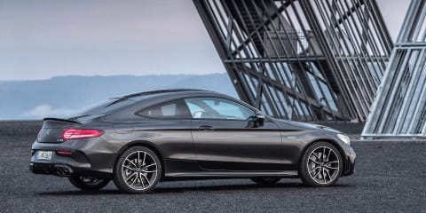 2018 Mercedes-AMG C43 review
