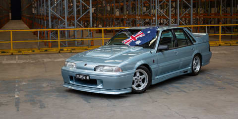 1988 HSV VL SS Group A Walkinshaw review: Australia Day special!