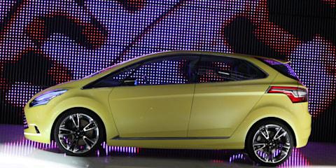 Ford Iosis Max concept - 2009 Geneva Motorshow
