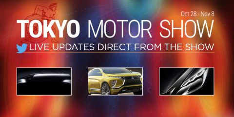 2015 Tokyo motor show: Live feed