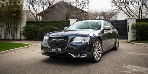 2015 Chrysler 300 Review: 300C Luxury