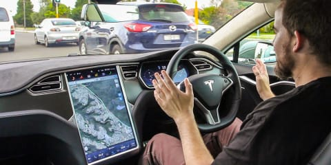 Tesla Model S AutoPilot Review