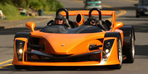 Hulme CanAm supercar from New Zealand ready to order