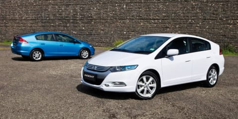 Honda Accord Euro, Odyssey and Insight come with added value