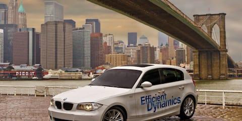 BMW 118d confirmed for Australia