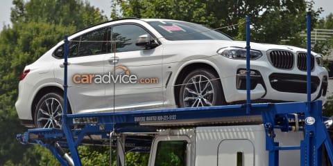 2019 BMW X4 to be revealed in coming months