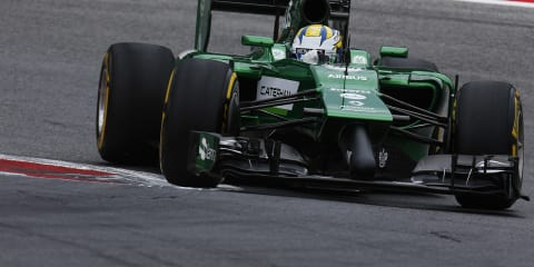 Tony Fernandes sells Caterham F1 team, keeps road car operation