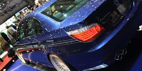 Alpina D3 Bi-Turbo Coupe 2008 Geneva Motor Show
