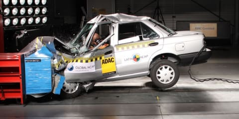 Major manufacturers score zero stars in Latin NCAP safety ratings