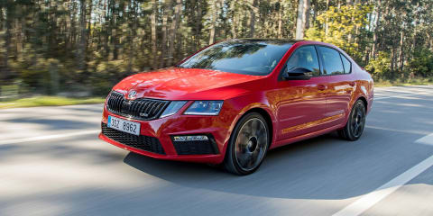 2018 Skoda Octavia RS245 pricing and specs