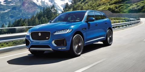 2016 Jaguar F-Pace pricing and specifications: $74,340 opener for new SUV range