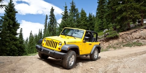 2011 Jeep Wrangler, Wrangler Unlimited coming to Australia in Q1 2011