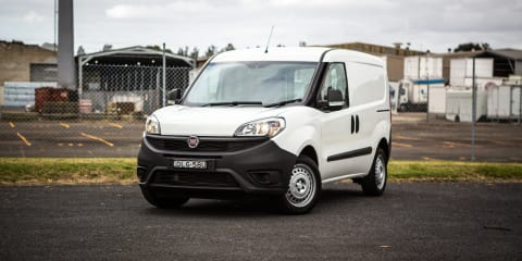 2017 Fiat Doblo review