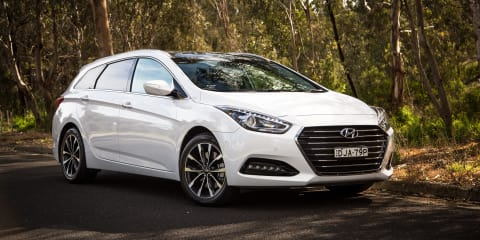 Hyundai i40 discontinued in Australia
