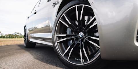2018 BMW M5 v Mercedes-AMG E63 S comparison