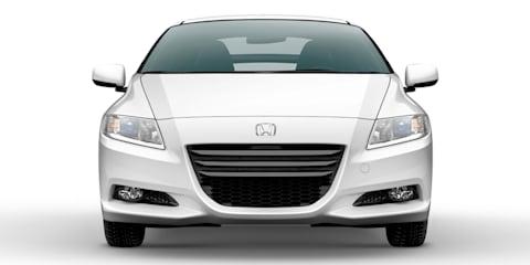 Honda CR-Z sport hybrid tallies 7000 orders in Japan