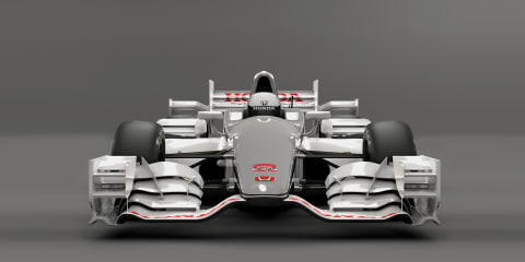 Honda unveils new eye-catching aero kit for its IndyCar teams