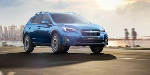 2017 Subaru XV pricing and specs