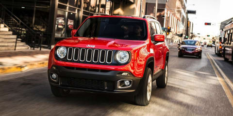 Jeep aiming to double sales to 1.5m by 2018