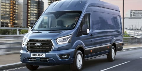 2019 Ford Transit revealed, Custom PHEV variant added
