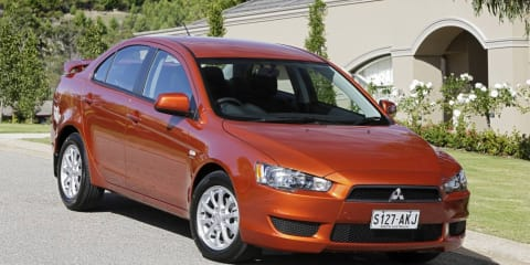 Mitsubishi Lancer SE AWD planned for US to help increase overall sales