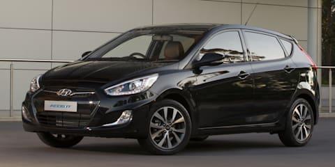 Hyundai Accent SR concept previews sporty light hatch