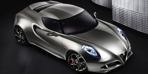 Alfa Romeo plans nine new models by 2016