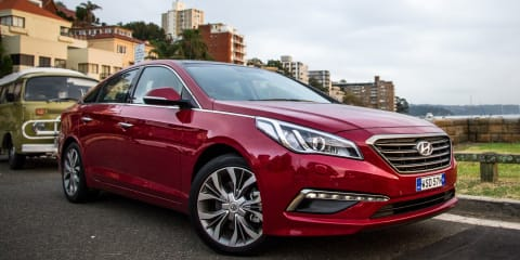 2015 Hyundai Sonata Review : Long-term report one