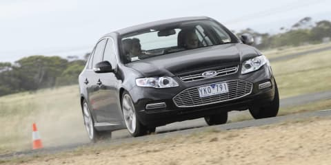 Ford Falcon EcoBoost: Better economy, less power, same price